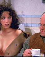 Julia Louis Dreyfus Sideboob Seinfeld Fake 001