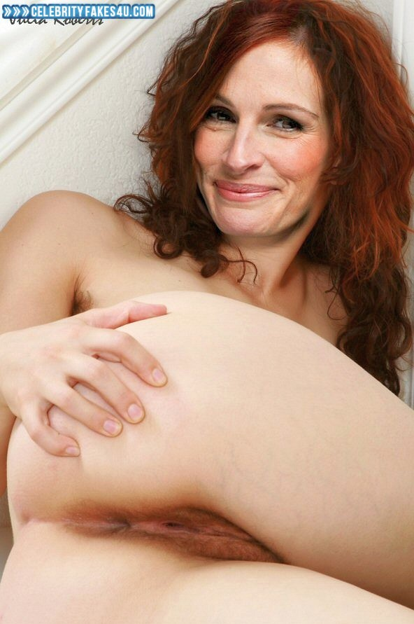 roberts fakes Julia nude