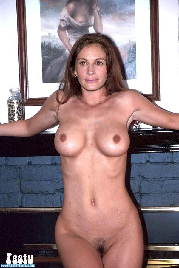 Julia roberts naked fake