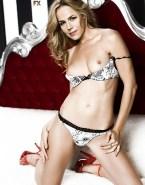 Julie Benz Nude Tits 001