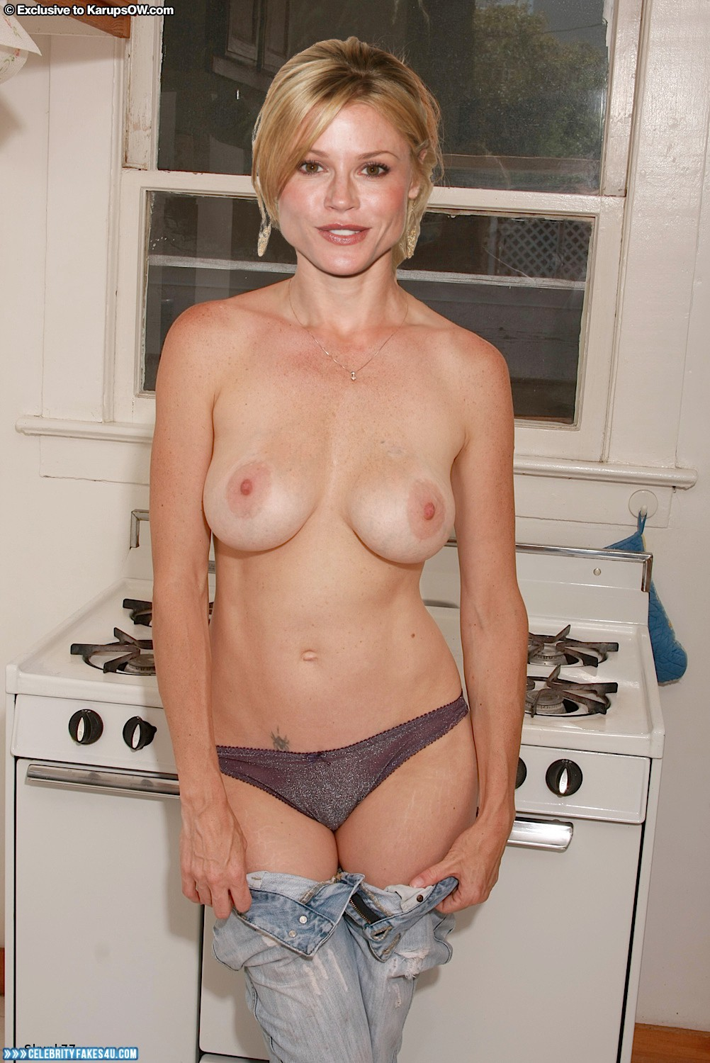 julie-bowen-nude-boobs-tits-model-playboy-sex-girl