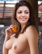 Kajal Aggarwal Tits Fake 001