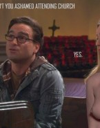 Kaley Cuoco Boobs Big Bang Theory Naked Fake 007