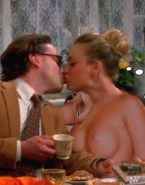 Kaley Cuoco Boobs Big Bang Theory Nsfw Fake 002