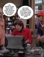 Kaley Cuoco Caption Big Bang Theory Naked Fake 002