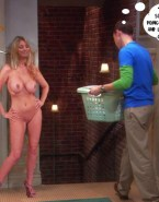 Kaley Cuoco Naked Body Big Bang Theory Fake 012
