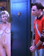Kaley Cuoco Nude Body Big Bang Theory Fake 007