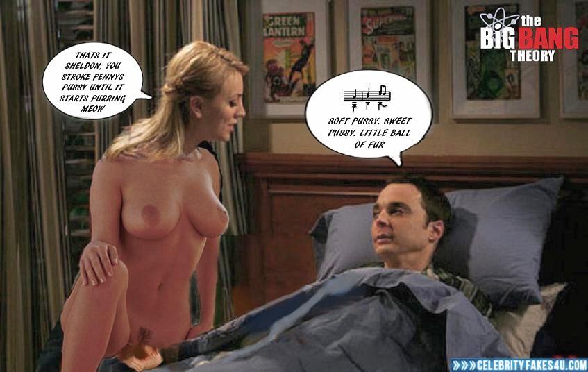 Mature wife sheldon fucks penny porn