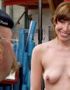 Kari Byron Topless Mythbusters Nsfw Fake 001