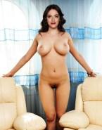 Kat Dennings Big Tits Fake 002