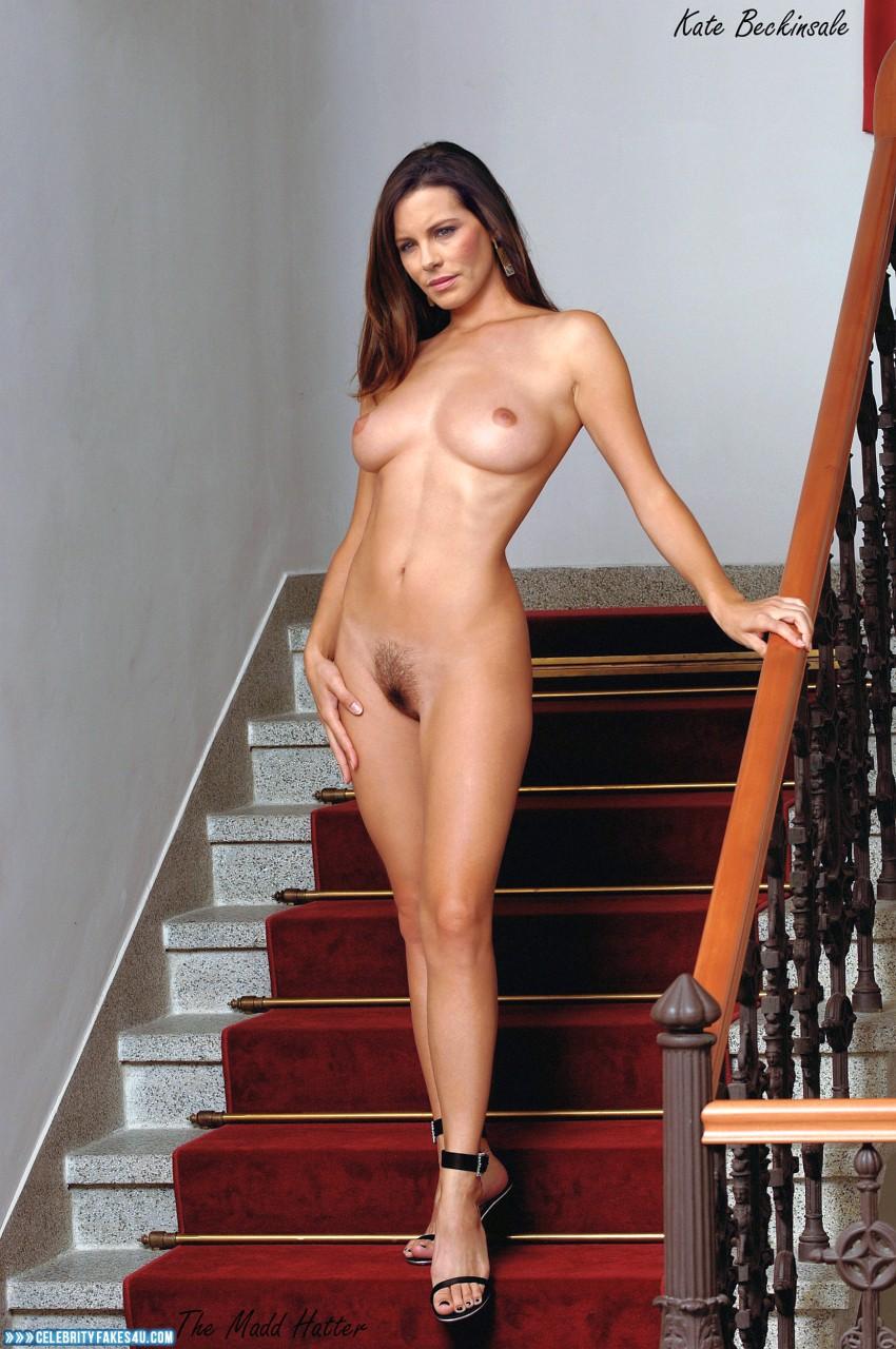Kate Beckinsale Fake, Legs, Very Nice Tits, Porn