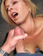 Kate Garraway Cumshot Facial Handjob Sex 001