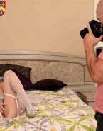 Kate Middleton Rubbing Pussy Panties Aside Nude 001