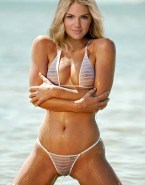 Kate Upton Bikini See Thru 001