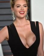 Kate Upton Nipple Slip Public Nsfw 001