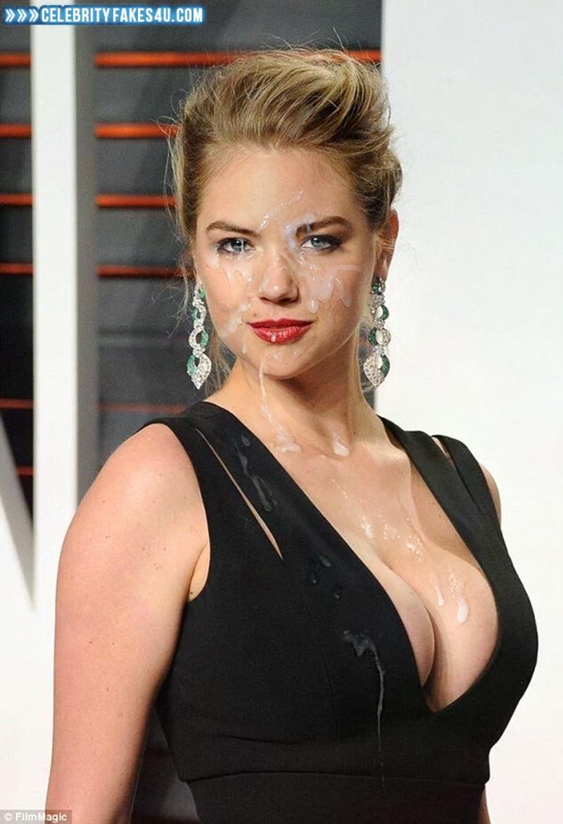 Kate Upton Sideboob Public 002 « Celebrity Fakes 4U