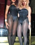 Katey Sagal Playboy Photoshoot Costume 001