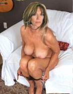 Katey Sagal Topless Pulls Panties Down Nude 001