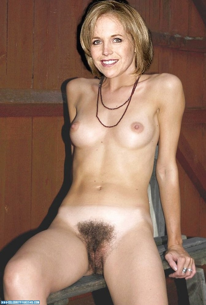Katie couric nude fake