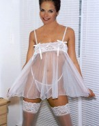 Katie Couric Lingerie G String 001