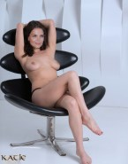 Katie Holmes Feet Exposed Breasts 001