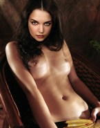 Katie Holmes Horny Topless Nudes 001