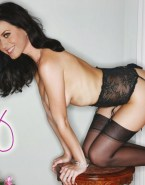 Katy Perry Lingerie Naked Fake 001