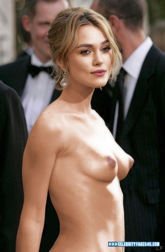 Keira knightley's topless pictures are a victory for small breasted women
