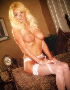 Kelly Ripa Stockings Breasts 001