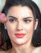 Kendall Jenner Handjob Facial Cumshot Porn Sex Fake 001