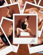 Kim Kardashian Legs Spread Blowjob Sex Fake 001