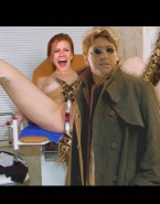 Kirsten Dunst Gaping Pussy Bondage Porn Fake 001