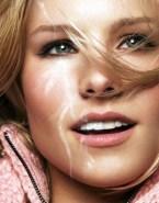 Kristen Bell Facial Cumshot Nudes 001