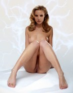 Kristen Bell Pantieless Camel Toe Porn 001