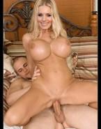 Kristen Bell Huge Breasts Sex 001