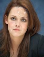 Kristen Stewart Cumshot Facial 001