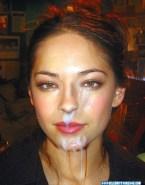 Kristin Kreuk Leaked Cum Facial 001