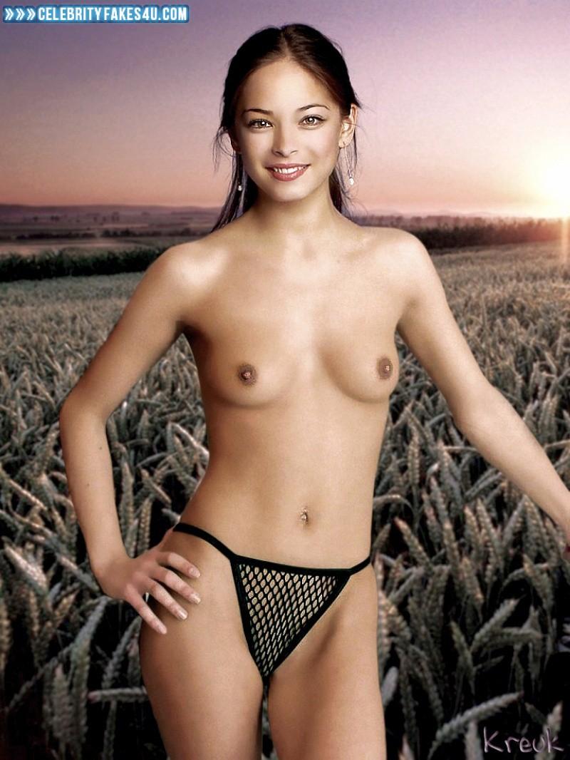 Kristin Kreuk Naked Celebrities