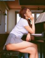 Kwon Boa Skirt Legs Fake 001