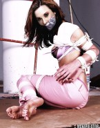 Lacey Chabert Bra Rope Play Bdsm Xxx 001
