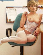 Lady Diana Lingerie Great Tits Porn 001