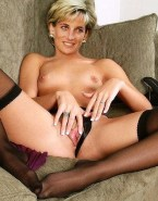 Lady Diana Move Panties Aside Small Boobs Xxx 001