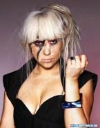 Lady Gaga Cum Facial Porn 001