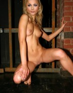 Laura Vandervoort Tits Pussy Exposed Nude Fake 001