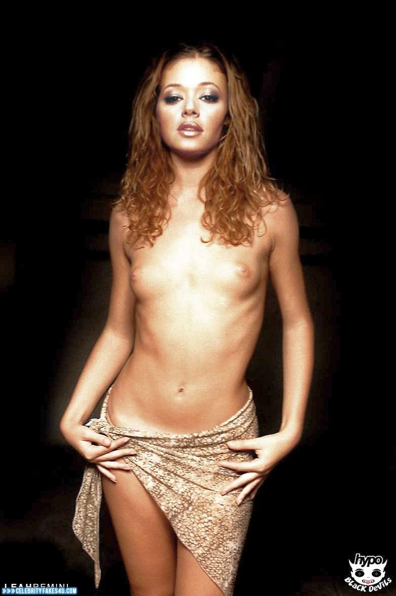 Leah remini nude and naked