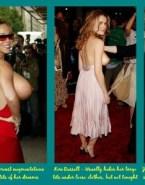 Leelee Sobieski Nipple Slip Boobs Flash Naked Fake 001