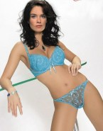 Lena Headey Lingerie Thong 001