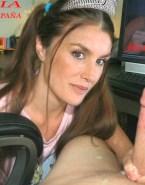 Letizia Ortiz Handjob Cumshot Porn Sex 001