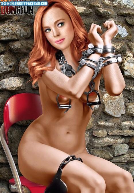 Lindsay Lohan Nude Porn