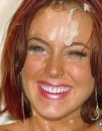Lindsay Lohan Facial Fakes 001